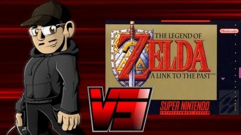 Johnny vs. The Legend of Zelda A Link to the Past
