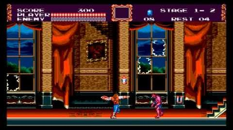 Johnny vs. Castlevania Bloodlines