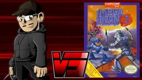 Johnny vs. Mega Man 3 & The Wily Wars