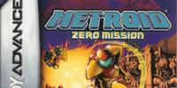 Metroid Zero Mission
