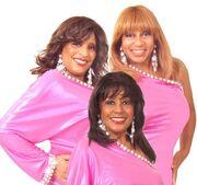 Joyce, Scherrie, Lynda