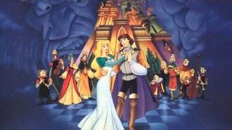 The Swan Princess - Forever In My Heart (deleted song)