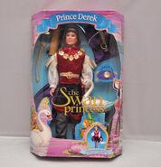 Prince derek doll