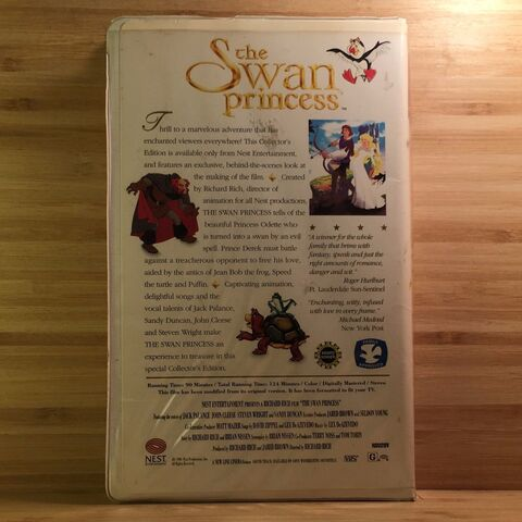 File:The Swan Princess Collector's Edition back.jpg