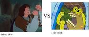 Derek VS Tom