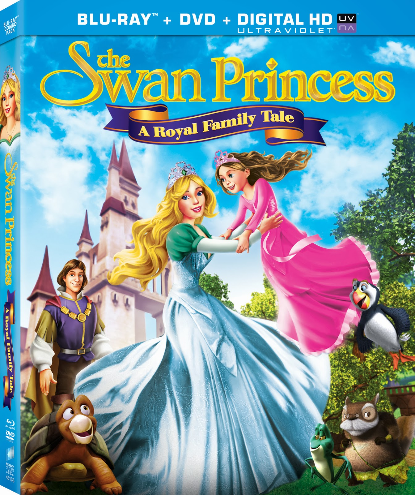 The swan princess a royal family tale the swan princess - Images princesse ...