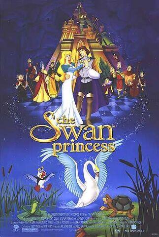 File:The Swan Princess 1 poster..jpg