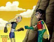 TT terra and robin