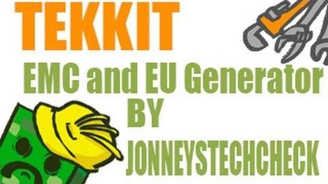 Blaze rod, Electricity and Emc Generator For Tekkit