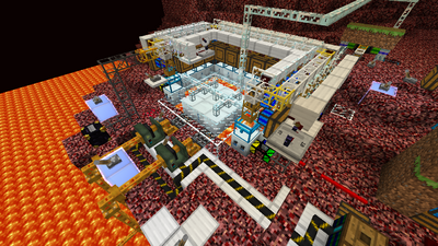 Lava Cell Factory