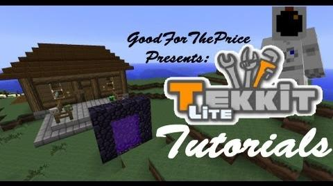 Tekkit Tutorial Automatic Cactus Farm