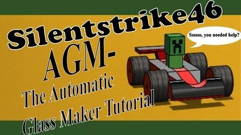 Tekkit AGM- The Automatic Glass Maker-No EE used