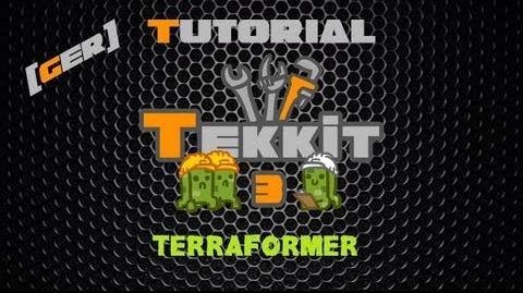 Minecraft Tekkit Classic Tutorial DE HD - Terraformer