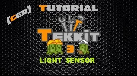 Minecraft Tekkit Classic Tutorial DE HD - Light Sensor