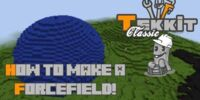 Tutorial/How to make a Forcefield