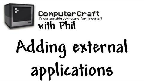 Adding External Files to Floppy Disks for ComputerCraft