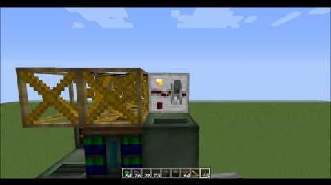 Minecraft - RedPower 2 PR5 Omnidirectional Frame Engine Tutorial