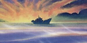 Misaki Maru (Ship) (2) - The Thing from Another World