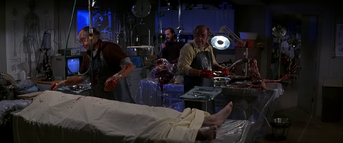 US Outpost 31 Lab - The Thing (1982)