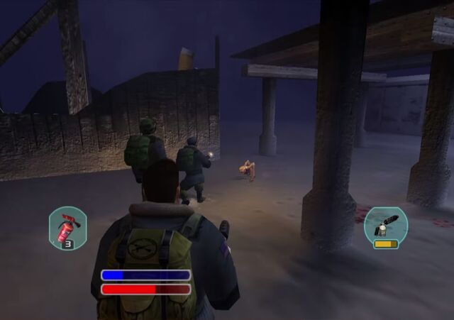 File:Gameplay footage 1 - The Thing (2002).jpg