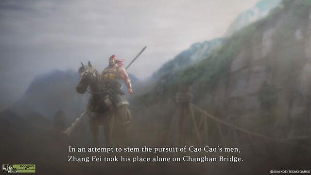 File:Zhang Fei alone at Changban 1 - RTKXIII.jpg