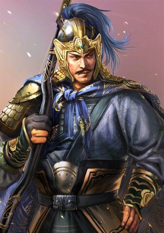 File:Xiahou Yuan (civilian high rank young) - RTKXIII.jpg
