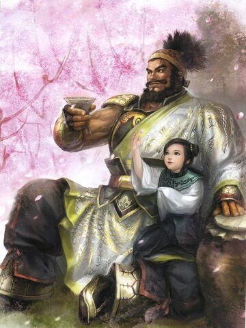 File:Zhang Fei - DW6.jpg