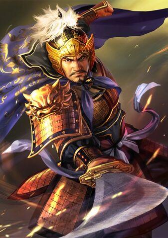 File:Zhang He (battle high rank old) - RTKXIII.jpg