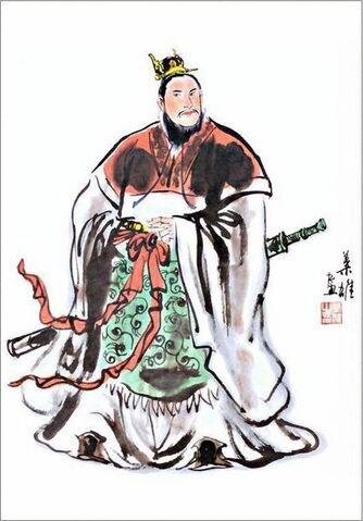File:Sun Quan - Ye Xiong Art.jpg