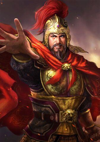 File:Sun Quan (battle high rank old) - RTKXIII.jpg