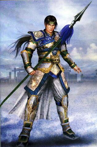 File:Zhao Yun - DW5.jpg
