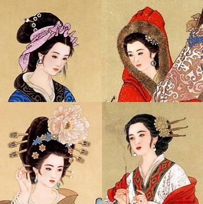File:Four Beauties.jpg