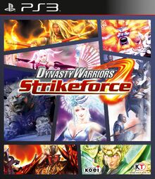Dynasty Warriors- Strikeforce PS3