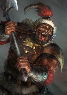 King Wutugu - RTKXII