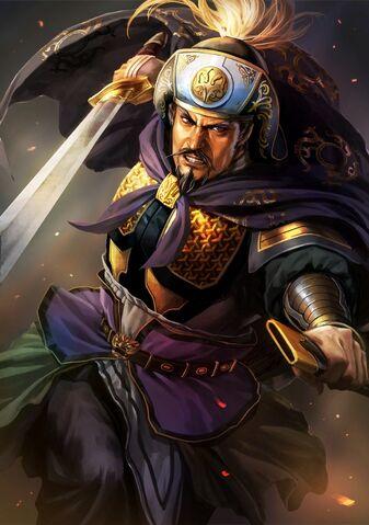 File:Deng Ai (battle high rank old) - RTKXIII.jpg