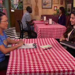 Mrs. Wong interviews Phoebe