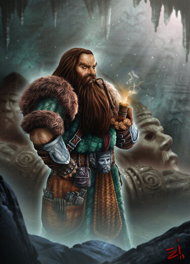 Orin Ironskin