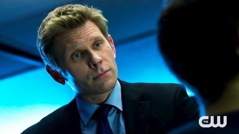 The Tomorrow People - Mark Pellegrino Interview