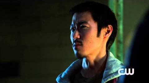 The Tomorrow People - Aaron Yoo Interview
