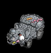 73 FLAT RAT - LMTD EDITION S1