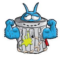 Junkgerm-binbug