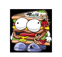 Rotten-sandwich