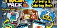 Disgusting Activity & Coloring Book