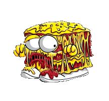 Sludgey lasagne