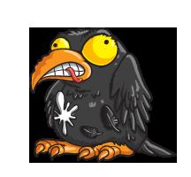 Cruddy-crow
