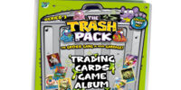 Trading Cards Game Album