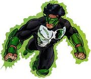 Green Lantern k