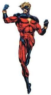 Captain-marvel super