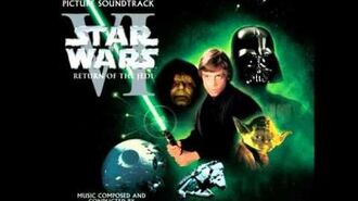 Star Wars - The Return of the Jedi OST - The Emperor's Death