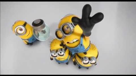 Happy Birthday from the Minions